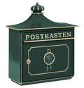 Burg Wächter Guss-Briefkasten Bordeaux 1895 GR