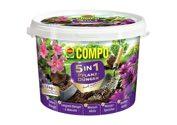 COMPO 5in1 Pflanzdünger und mehr 1,5 kg