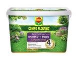 COMPO FLORANID Rasendünger gegen Unkraut+Moos 4in1 6 kg - 2617276004