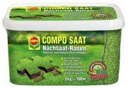 COMPO SAAT Nachsaat-Rasen 2 kg für 100 m² - 1387412004