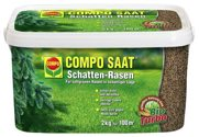 COMPO SAAT Schatten-Rasen 2 kg für 100 m² - 1389712004