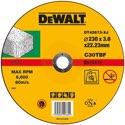 DeWalt Trennscheibe Stein flach 230x3mm - DT42673-XJ