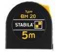 STABILA Taschenbandmaß BM 20, 5 m - 16446