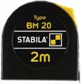STABILA Taschenbandmaß BM 20, 3 m - 16445