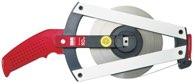 BMI  Stahlbandmaß Ergoline Af L.30M mm/- Gelb Flextop  Genauigk.Ii - 305034030Af