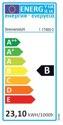 Brennenstuhl Jet-Light-Leuchtmittel 21W (EEK: B)