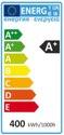 as-Schwabe 46252 Ersatzleuchtmittel 400W HPI-T, Sockel E40, HPI-T (EEK: A+)