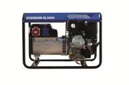 Eisemann Benzin-Stromerzeuger BL 5000 - EM086255