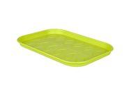 ELHO Green Basics Gewächsh.Untersetzer S24x17 - lime grün - 293869