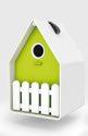 EMSA Landhaus Vogelhaus 15,3x23,8x16 weiß/grün - 514126