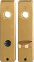 HOPPE Kurzschild Aluminium Bronze 202KP/AP - 6554968