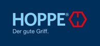 HOPPE Kurzschild-Garnitur 'Paris' Kunststoff achatgrau K138/353K - 746798