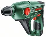 Bosch Akku-Bohrhammer Uneo, mit 1 x PBA 12 V 2,5 Ah O-B, 90-min Ladegerät 060398400D