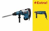 Bosch Bohrhammer mit SDS-max GBH 8-45 D, mit Bohrhammer GBH 2400 0615990H7K