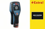 Bosch Ortungsgerät Wallscanner D-tect 120, mit Coupon 06159940GT