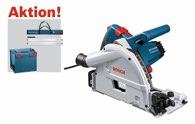 Bosch Tauchsäge GKT 55 GCE, mit FSN 1600, FSN BAG und VEL 0615990EA8
