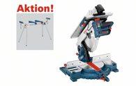 Bosch Kombinationssäge GTM 12 JL mit Arbeitstisch GTA 2600 0615990EU2