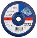 Bosch Fächerschleifscheibe X431, Standard for Metal 2608601281