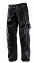 Bosch Hose mit Knietaschen - Schwarz WKT 09, Größe: 82C56 0618800230