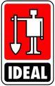 IDEALspaten Aktions-Schaufel-/ Gabelstiel m. Stiel 110 cm