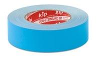 KIP 327 Duo-Steinband - blau 38mm x 25m (32 Rollen) - 327-38