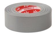 KIP 325 Steinband – silber 38mm x 50m (32 Rollen) - 325-38