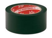 KIP 315 PVC-Schutzband – glatt, grün 50mm x 33m (36 Rollen) - 315-25