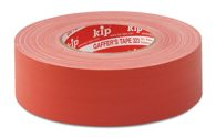 KIP 323 Gaffer´s tape – rot 50mm x 50m (24 Rollen) - 323-75