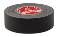 KIP 323 Gaffer´s tape – schwarz 50mm x 50m (24 Rollen) - 323-85