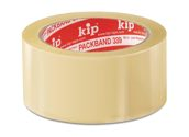 KIP 339 PVC-Packband – transparent, 32 my 50mm x 66m (36 Rollen) - 339-10