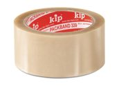 KIP 339 PP-Packband – transparent, 28 my 50mm x 66m (36 Rollen) - 339-71