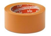 KIP 3815 PVC-Schutzband – glatt, orange 50mm x 33m (36 Rollen) - 3815-65