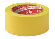 KIP 3818 PVC-Schutzband – quergerillt, gelb 50mm x 33m (36 Rollen) - 3818-15