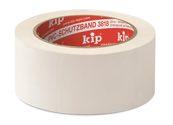 KIP 3818 PVC-Schutzband – quergerillt, weiß 50mm x 33m (36 Rollen) - 3818-55