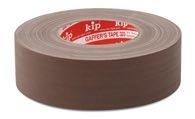 KIP 323 Gaffer´s tape – braun 50mm x 50m (24 Rollen) - 323-76