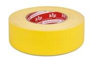 KIP 358 Beton- & Mauerband - gelb  (24 Rollen) - 358-44
