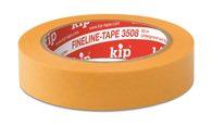 KIP 3508 Fineline-Tape WASHI-TEC® STANDARD - orange  24mm x 50m (36 Rollen) - 3508-24