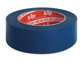KIP 380 Gewebe-Fineline-Tape, blau 25mm x 50m (60 Rollen ) - 380-25