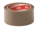KIP 3839 PP-Packband low noise - braun 50mm x 66m (36 Rollen) - 3839-50