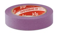 KIP 309 WASHI-TEC® TAPETE - lila 19mm x 50m (48 Rollen) - 309-19