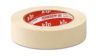 KIP 300 Feinkrepp – natur 18mm x 50m (48 Rollen) - 300-18