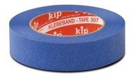 KIP 307 Lasurband - blau 24mm x 50m (24 Rollen) - 307-24