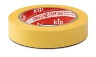 KIP 308 Fineline-Ecken WASHI-TEC® - gelb, 60 FineLine-Ecken pro Rolle  (24 Rollen) - 308-99