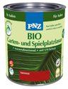 PNZ Bio Garten- & Spielplatz-Lasur (kaminrot, 0,75 L)