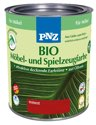 PNZ Bio Möbel- und Spielzeugfarbe (rosenrot, 0,75 L)