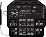 Rademacher DuoFern Rohrmotor-Aktor 230/50 V/Hz Standby-Verbr. ? 0,5 W 2 - 35140662