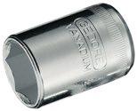 Gedore Steckschlüsseleinsatz 20 1/4 Zoll 6-Kt.Sw 10mm 25mm - 6166210