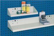 Bott Ablageboden B450Xt170Xh105/30mm Lichtgrau F.Lochplatten - 1401403416