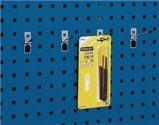 Bott Haltestift T100Xd4mm Verz.F.Lochplatten 5St./Btl. - 14001108