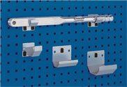 Bott Rohrhalter D100Xb100mm Verz.F.Lochplatten 2St./Btl. - 14015044